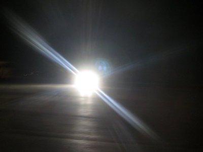 Ослепленные светом