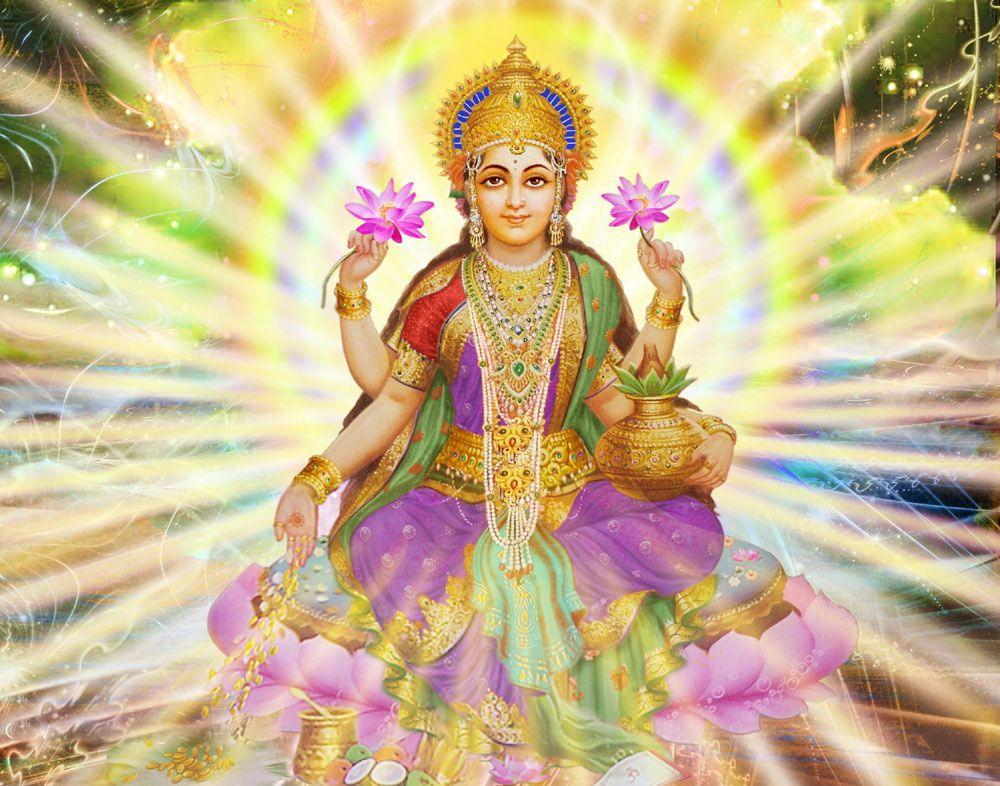 Богиня процветания
