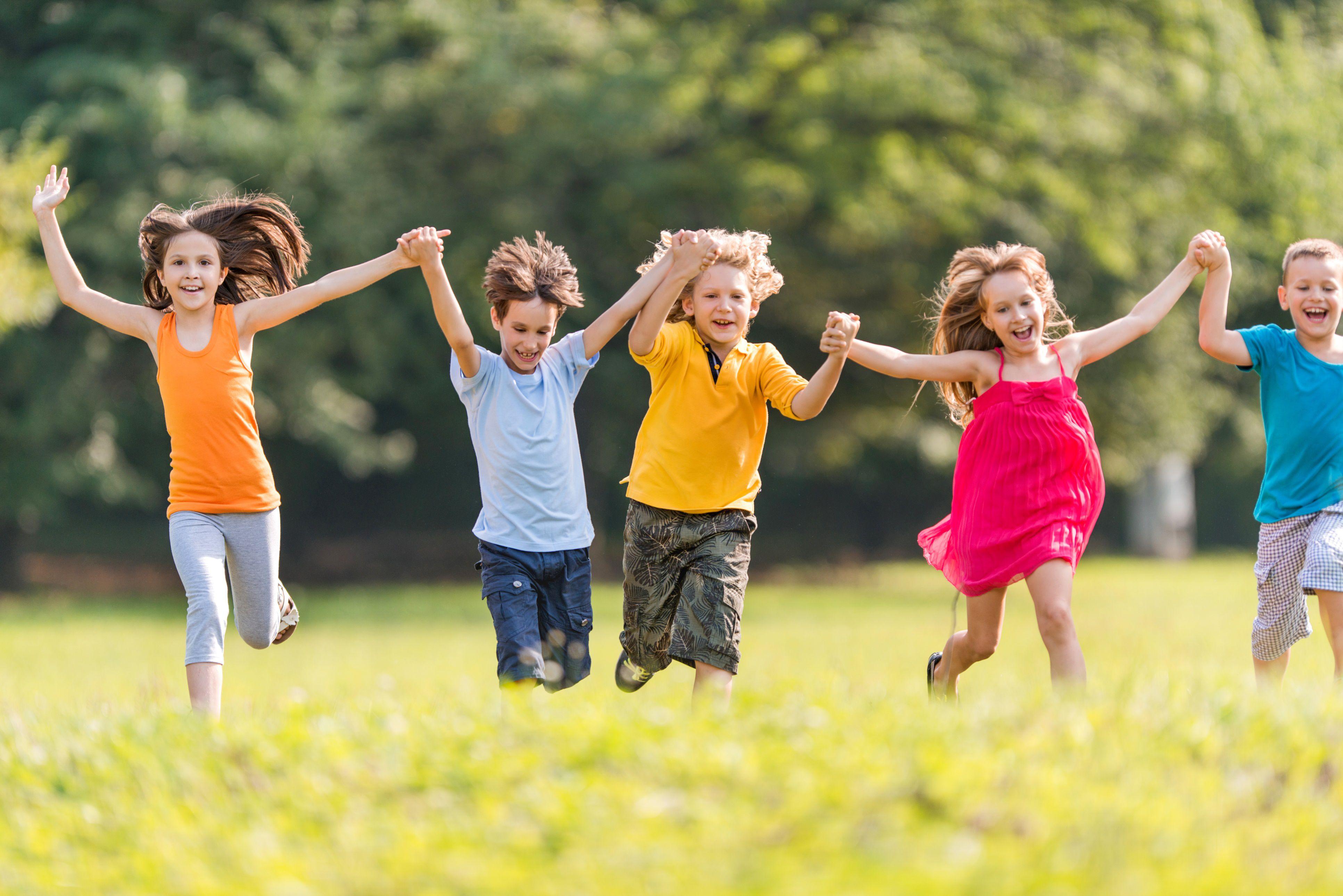 Радостное детство